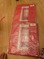 New Jcp Home Zuma Rod Pocket Window Panels Two (54x63) Pink Nip