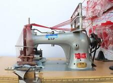 K&P 25-Needle Chainstitch Elastic Smocking Puller Industrial Sewing Machine 110V