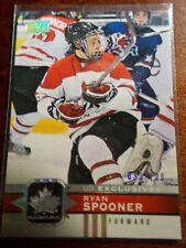2017-18 CANADIAN TIRE TEAM CANADA..Rare Exclusive  033/100 RYAN SPOONER