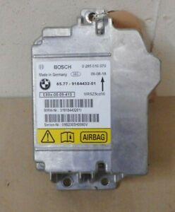 2009 BMW 118D SPORT AIRBAG CONTROL MODULE/ECU UNIT PART No 9184432-01
