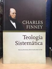Teolog�a Sistem�tica de Finney by Charles Finney (2010, Paperback)