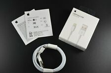 New Original iPhone Lightning Cable 2m / 6ft USB Charging / Data Cord