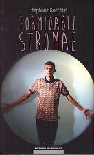 STEPHANE KOECHLIN FORMIDABLE STROMAE + PARIS POSTER GUIDE