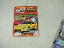 Super Chevy Magazine ~ September 1998 ~ Exclusive Build-Up: Reggie Jackson's