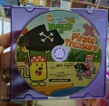Wow Wow Wubbzy - Pirate Treasure  (disc only NTSC) DVD MOVIE - FREE POST