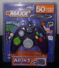 vs Maxx Video Extreme All-in-1 Controller Speed Racer Plug-in Console 50 Games