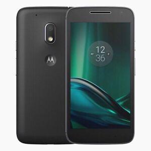 Motorola Moto G4 PLAY 16GB (Ohne Simlock) - Schwarz- Smartphone