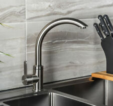 Stainless Steel Modern Kitchen Taps Mixer