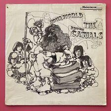 The British Casuals – Hour World LP Vinyl Pop Psych Rock 1969 Mainstream US x