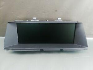"""Orig BMW 7er F01 F02 F03 F04 Cid L6 10 """" 'Ll Central Information Display"""