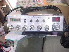Cobra 40 Channel 148GTL CB Radio AM/SSB Mobile w Turner MIC & Mounting Brackets
