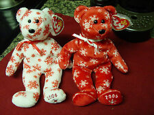 Snowbelles The bears (Hallmark Exclusive) Both white and Red Versions