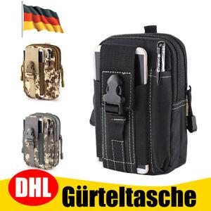 Outdoor Handy Taktische Gürteltasche Bauchtasche Armee Hüfttasche Sport Tasche