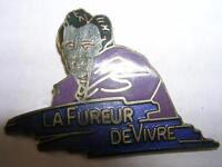 PIN'S   JAMES DEAN  /LA FUREUR DE VIVRE /  RARE