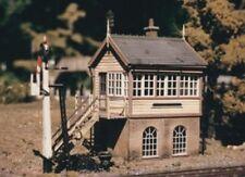 Signal Box, half brick - Ratio 500 - OO/HO Building Kit - P3