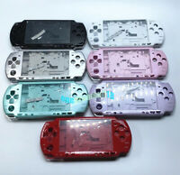 12 Color For PSP2000 PSP 2000 Game Console Repair Full Housing Shell Cover Case
