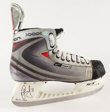 Dainius Zubrus Signed New Jersey Devils 2011 Game-Used Bauer Skate