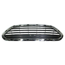 LOOK NEW OEM 2011-2013 FORD FIESTA CHROME SURROUND LOWER GRILLE AE8Z-8200-BA