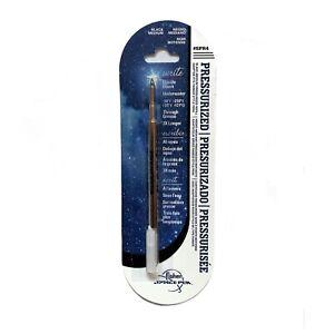 Fisher Space Pen,Gasdruckmine,Schreibmine,Mine für Kugelschreiber,Schwarz, M