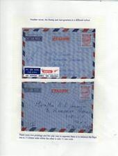 Australia Cover Stamps