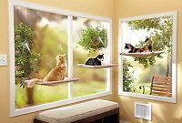 Hamac Siège Coussin Tapis Lit Fenêtre Monter Ensoleillé Pour Chat Chiot Animal