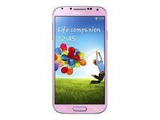Samsung Galaxy S4 GT-I9505 - 16GB-Pink (entsperrt) Smartphone Neuzustand