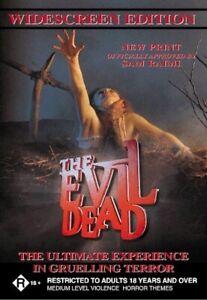 Evil Dead, the - Rare DVD Aus Stock -Excellent