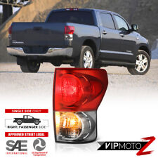 2007 2008 2009 Toyota Tundra Brake Tail Lights Signal Lamps [RH PASSENGER SIDE]