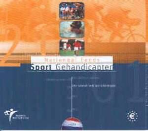 Nederland 2001 KMS : Goede Doelenset - Sport Gehandicapten