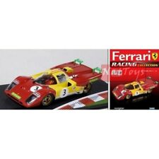 Ferrari GT Racing Collection 512 M Brands Hatch 1971 Ixo DIE CAST 1:43 + fas.32