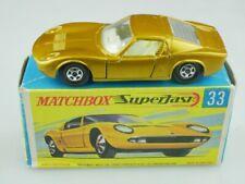 33-A Lamborghini Miura - 51018 Matchbox Superfast Lesney