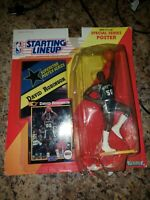 1992 Starting Lineup David Robinson San Antonio Spurs Kenner Basketball Figure