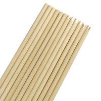 50pcs Archery Wood Arrows Shafts 80CM Indonesia White Wooden Bow DIY Handmade
