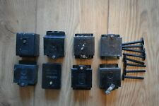8 x Service Connector / Earth Blocks SP 5 Way - 100 Amp plus bungs
