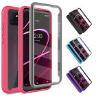 For T-Mobile REVVL V+ 5G/4/4+ Plus Case Cover With Built-in HD Screen Protector