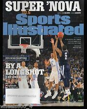 2016 Sports Illustrated Villanova Wildcats NCAA Champions Subscription Iss NR/Mt
