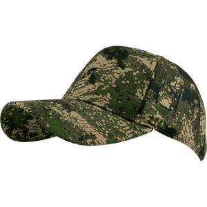 Jack Pyke Softshell Baseball Hat Digicam Mens Cap Hunting Shooting Army Camo