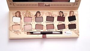 Palette The balm nude