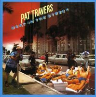 Pat Travers - Heat in the Street (2007)  CD  NEW/SEALED  SPEEDYPOST