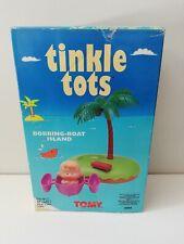 Vintage Tomy Tinkle Tots BOBBING BOAT ISLAND HTF New