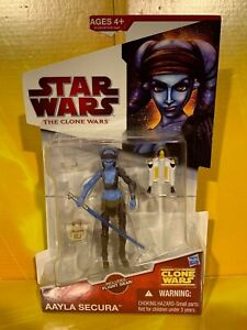 Star Wars - The Clone Wars - Aayla Secura (CW40)