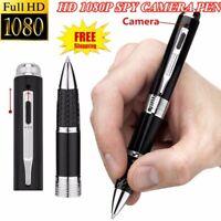 Covert Hidden SPY Camera Pen Audio Video HD Recording Cam MiniDVR 32GB 1080P UK
