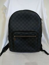 Authentic LOUIS VUITTON Josh Backpack Backpack Damier