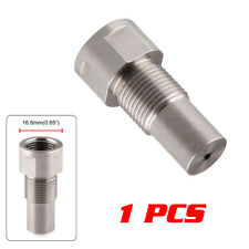 M18x1.5 O2 Oxygen Spacer Sensor Extension Dual Check Engine Lamp& Repair Tool