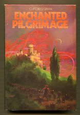 ENCHANTED PILGRIMAGE by Clifford D. Simak - 1975 1st Edition in DJ - Near Fine