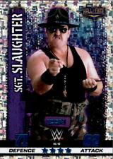 Wwe Slam Attax - 10th Edition-Nº 42-SERGENT SLAUGHTER-Icon