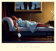 jack vettriano fine art print the letter genuine large picture limited issue