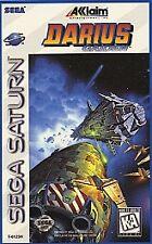 Darius Gaiden, (Sega Other)