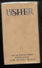 Usher Eau De Parfum Spray for Women 1.7 FL OZ Bottle NIB Sealed