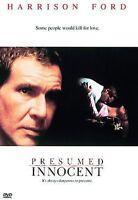 Presumed Innocent (DVD, 1997, Widescreen & Full Screen) ** DISC ONLY **